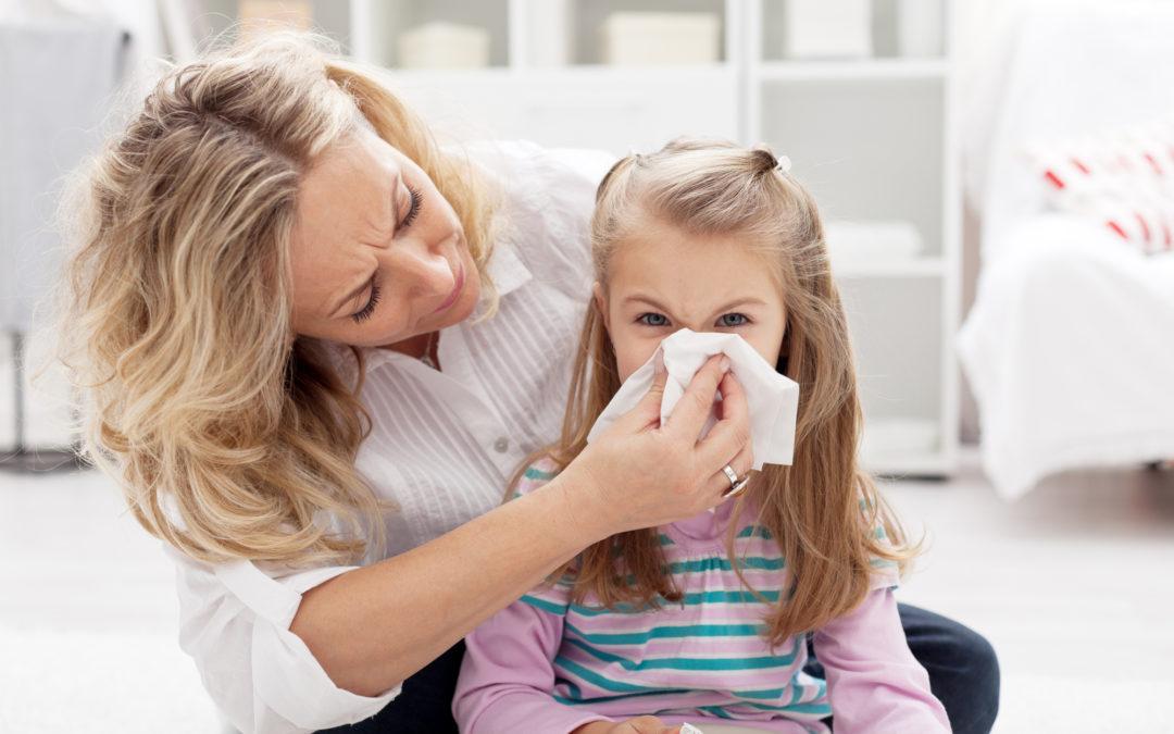 Naučite razlikovati prehladu i gripu
