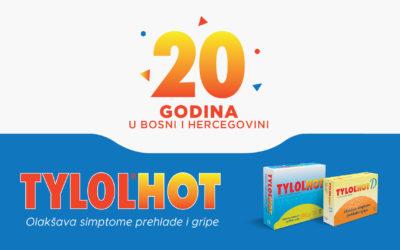 SVI VEĆ ZNAJU DA TYLOL HOT SLAVI 20 GODINA U BiH!