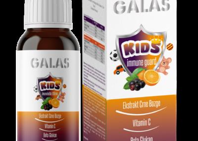 GALAS Kids immune guard